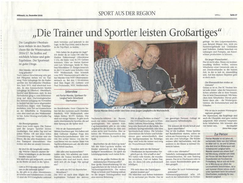 161214_pressartikel-_frankenpost_interview