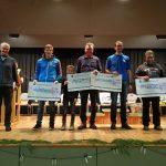 Fördermittelübergabe durch Prosport-Oberfranken